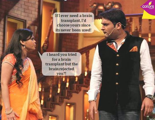 Comedy Night with Kapil