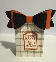 Halloween Treat Bag Option