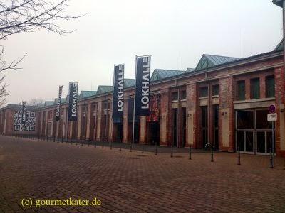 Lokhalle in Göttingen