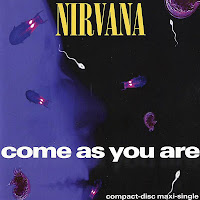 Come As You Are art sound nirvana vinyle