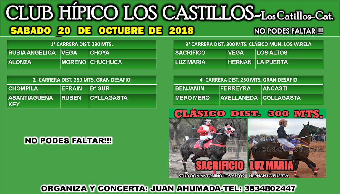 20-10-18-HIP- LOS CASTILLOS-PROG.