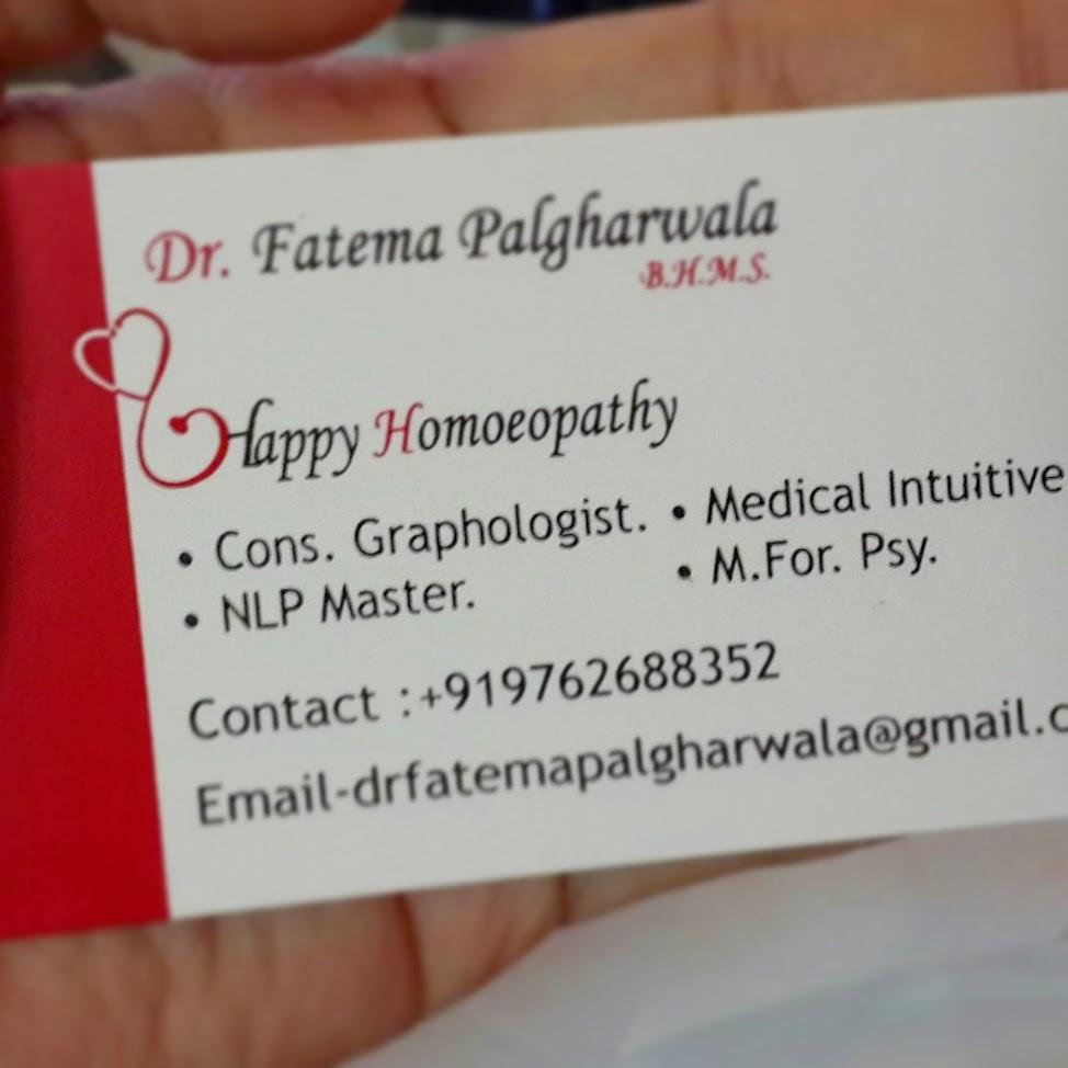 ALBERT:FATEMA - by Dr.Fatema Palgharwala.@ #HappyHomoeopathy Clinic
