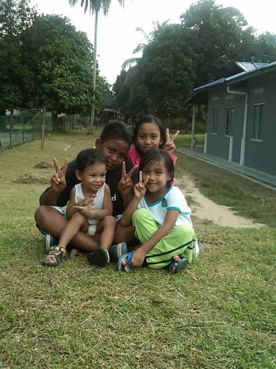 Kampong Senaling....