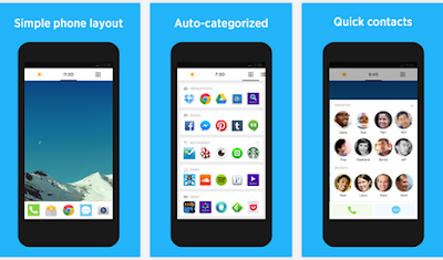 Unduh Aplikasi Theme Yahoo Aviate Launcher .APK Android Bahasa Indonesia 2.3 Gingerbread Terbaru