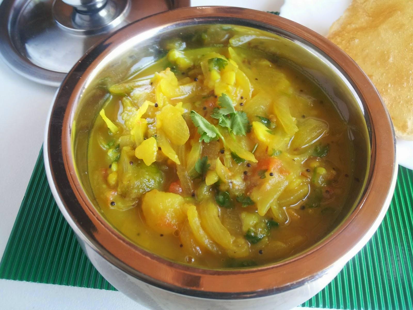 poori masala / potato masala