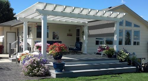 bentuk kanopi rumah minimalis rancangan desain rumah