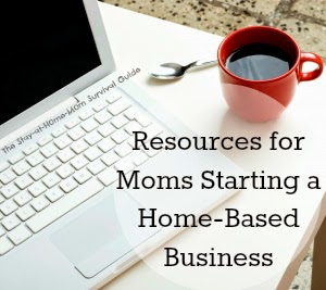 Tips and resources for moms thinking about starting their own home-based business. Guest post written by Taseea Cruz of Ivy Kids, a SAHM who started her own business out of her home.