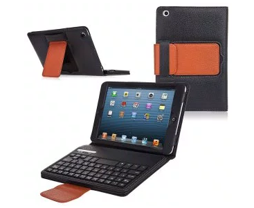 Ionic Apple iPad Mini 4 Bluetooth Keyboard Case Cover
