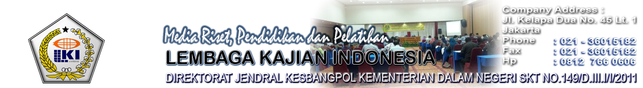 BIMTEK DAN OUTBOND TRAINING ( MALAYSIA & SINGAPURA)