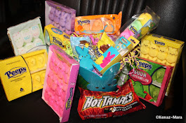Congrats Jeccica S. You WON a HUGE PEEPS ® EASTER Gift Pack