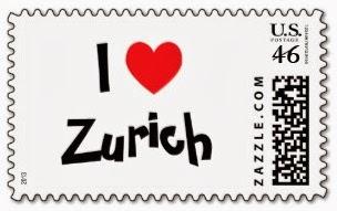 Ich liebe Zurich!