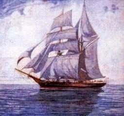 Mary celeste, el barco fantasma