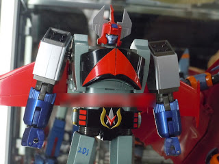 Bandai Soul of Shogokin Danguard Ace Final Figure Display Picutres