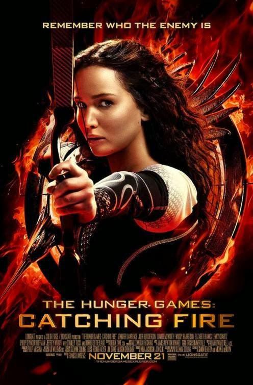 Los Juegos del Hambre 2: En llamas (2013)