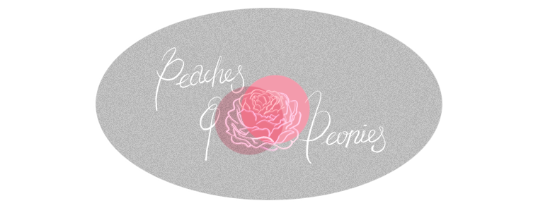 Peaches & Peonies