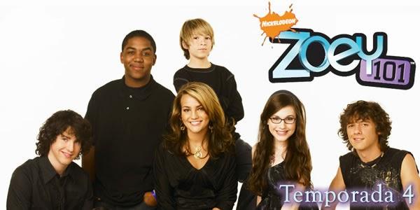 Zoey 101 Temporada 4