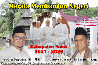 Pilkada Solok 2021