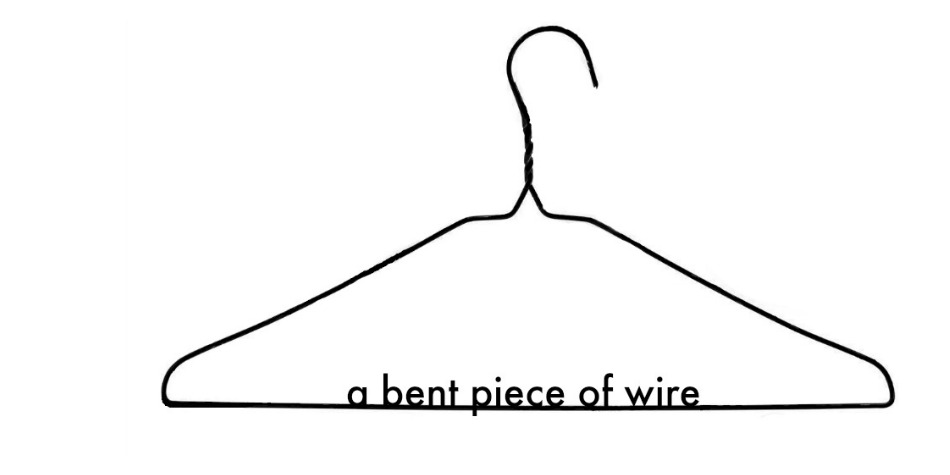 A Bent Piece of Wire