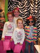 Kenzie, LaRissa, Olivia, Lyza