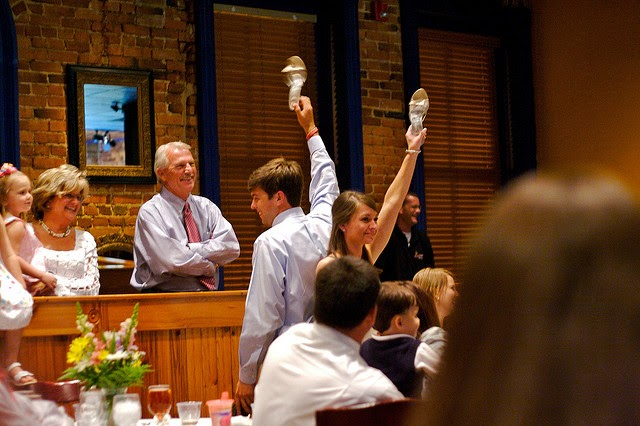 wedding rehearsal dinner games
