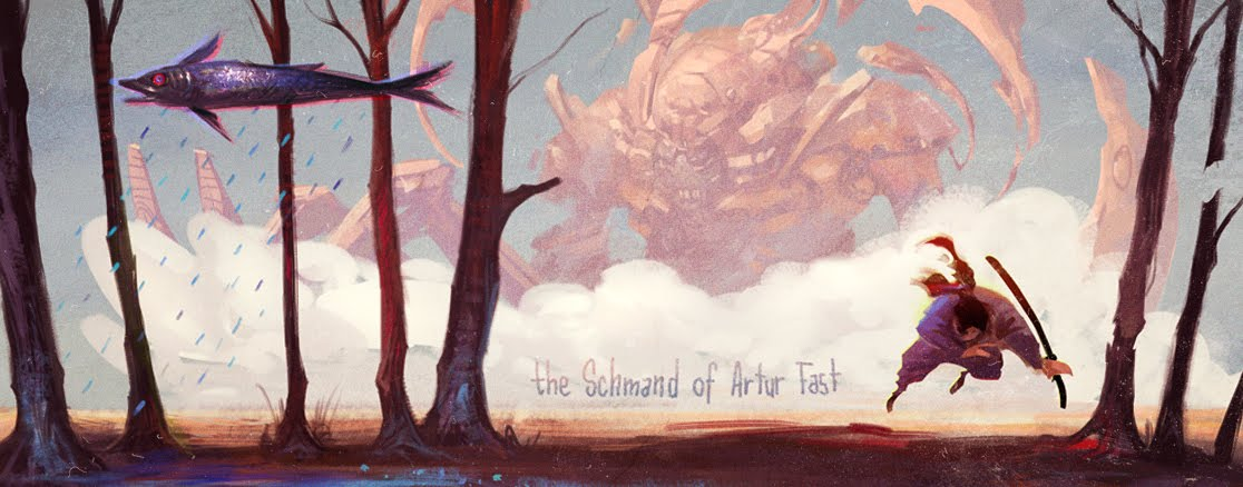the art of Artur Fast
