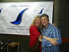 Silvia Ramos de Barton entrevista a Donato de Santis