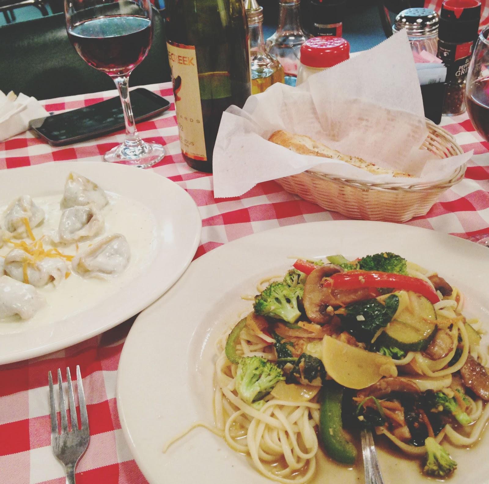houston food pasta restaurants dinner  byob collinas 01