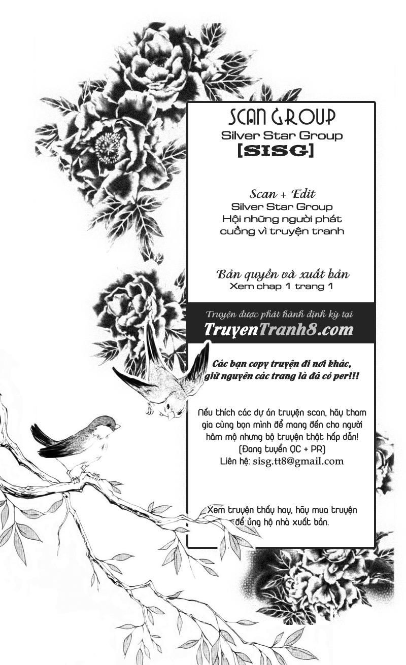 Cool Six - Bộ 6 Tuyệt Vời chap 29 - Trang 1