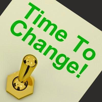 tiempo de cambio - lo que en realidad importa