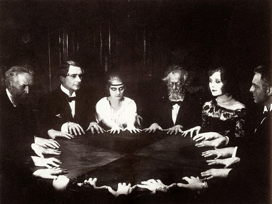 Brief History of Seance
