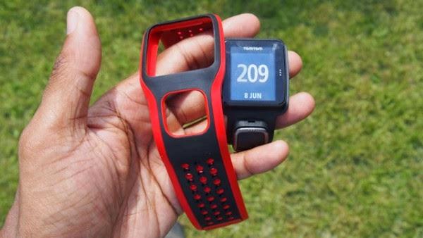 02a9ab0b65d TomTom Cardio GPS – A evolução tecnológica em relógios de corrida ...