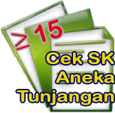 Cek SK Aneka Tunjangan