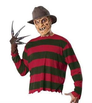 Sewa Kostum Freddy Pada Film Freddy and Jason