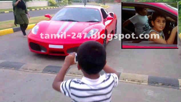 Indian Father Jailed For Letting His 9 year old Kid Drive A Ferrari F 430 car | Man posts video on youtube of 9-year-old boy driving Ferrari f 430 police case booked | Ferrari கார் ஓட்டும் 9 வயது சிறுவன் - காணொளி, ஜெயில் கம்பி எண்ண போகும் தந்தை | India Kid drive Ferrari car