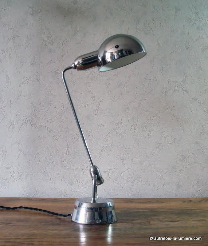 Lampe jumo 600 v1 - Lampe charlotte perriand ...
