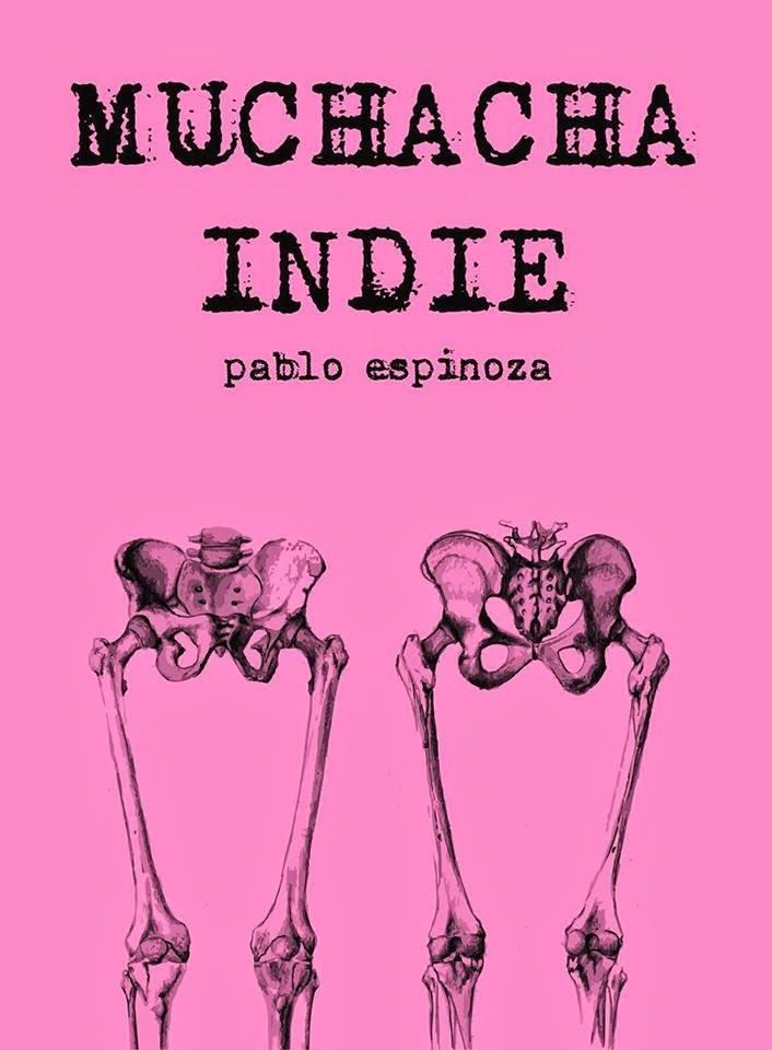 Muchacha indie (poemas, 2014)