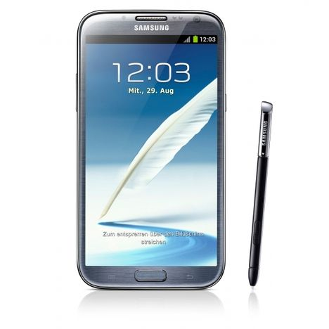 Samsung GALAXY Note 2 XXALJ1 Update