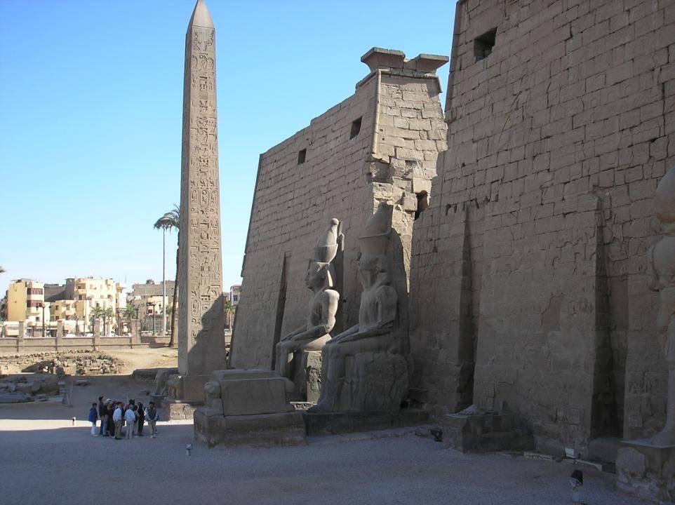Los mejores templos egipcios egipto a tus pies for Arquitectura de egipto