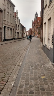 Bruges Quiet Old City
