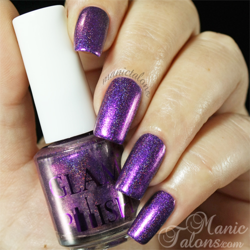 Glam Polish Witching Hour Swatch