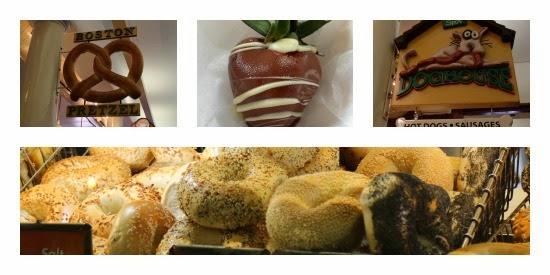 Dónde comer en Boston: Quincy Market Food