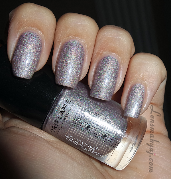 Oriflame Reflecting Silver