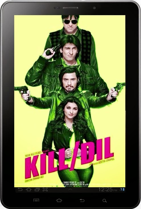 Kill Dil Ringtones