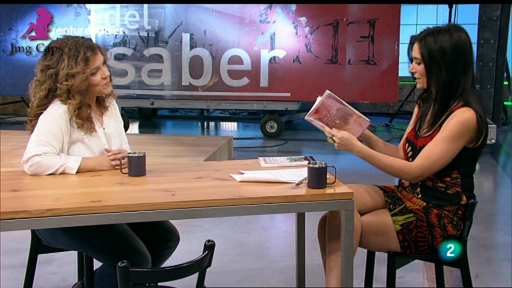 MARIA JOSE GARCIA, LA AVENTURA DEL SABER (18.02.15)