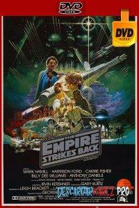 Star Wars: Episodio V - El imperio contraataca (1980) DVDRip Latino