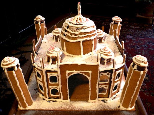 Taj Mahal Roti Jahe
