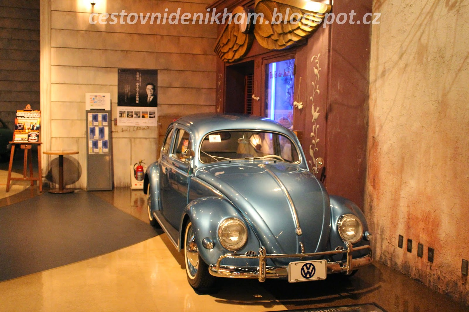 exhibition of historical vehicles