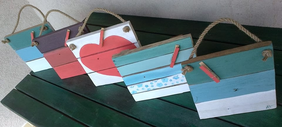 pomysł co można zrobić z palet i drewna - pomysłowy upcycling Odpadak