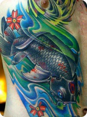 Tatto Carpas on Tatuagens De Carpas   Tatuagem Com  Tatuagens  Tattoo