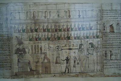Muzeul Egiptului, Torino, Italia